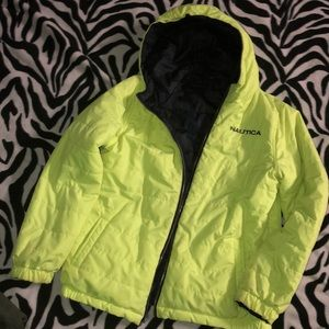Boys Nautica Puffed jacket